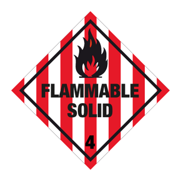 132.259 4 Flammable solid